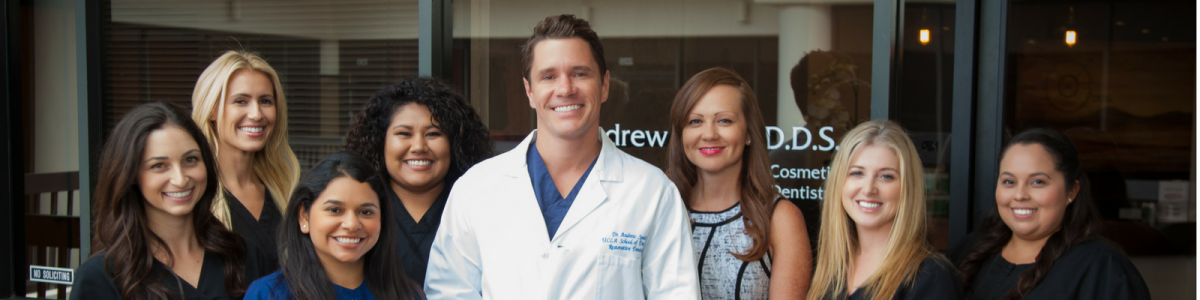 Dr. Spath DDS and His Newport Dental Team